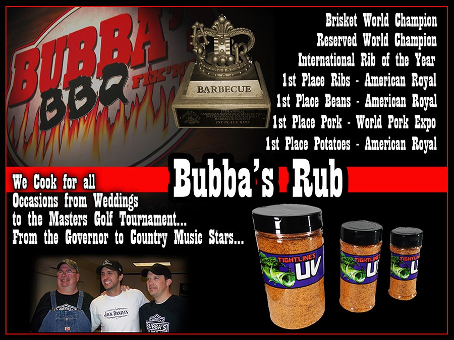 Bubbas Rub
