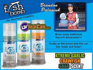 UV Fish Bomb Scent
