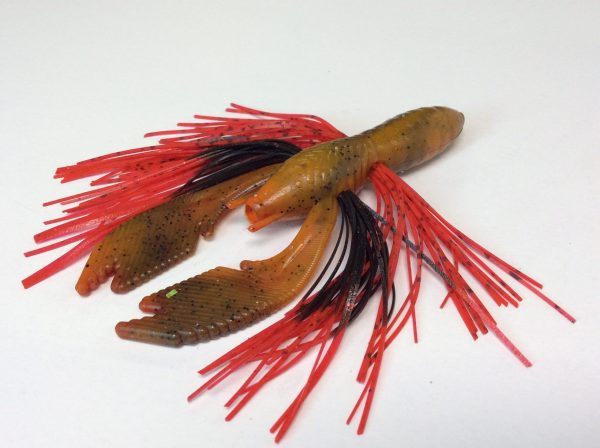 Texas Red with Black Red Tip