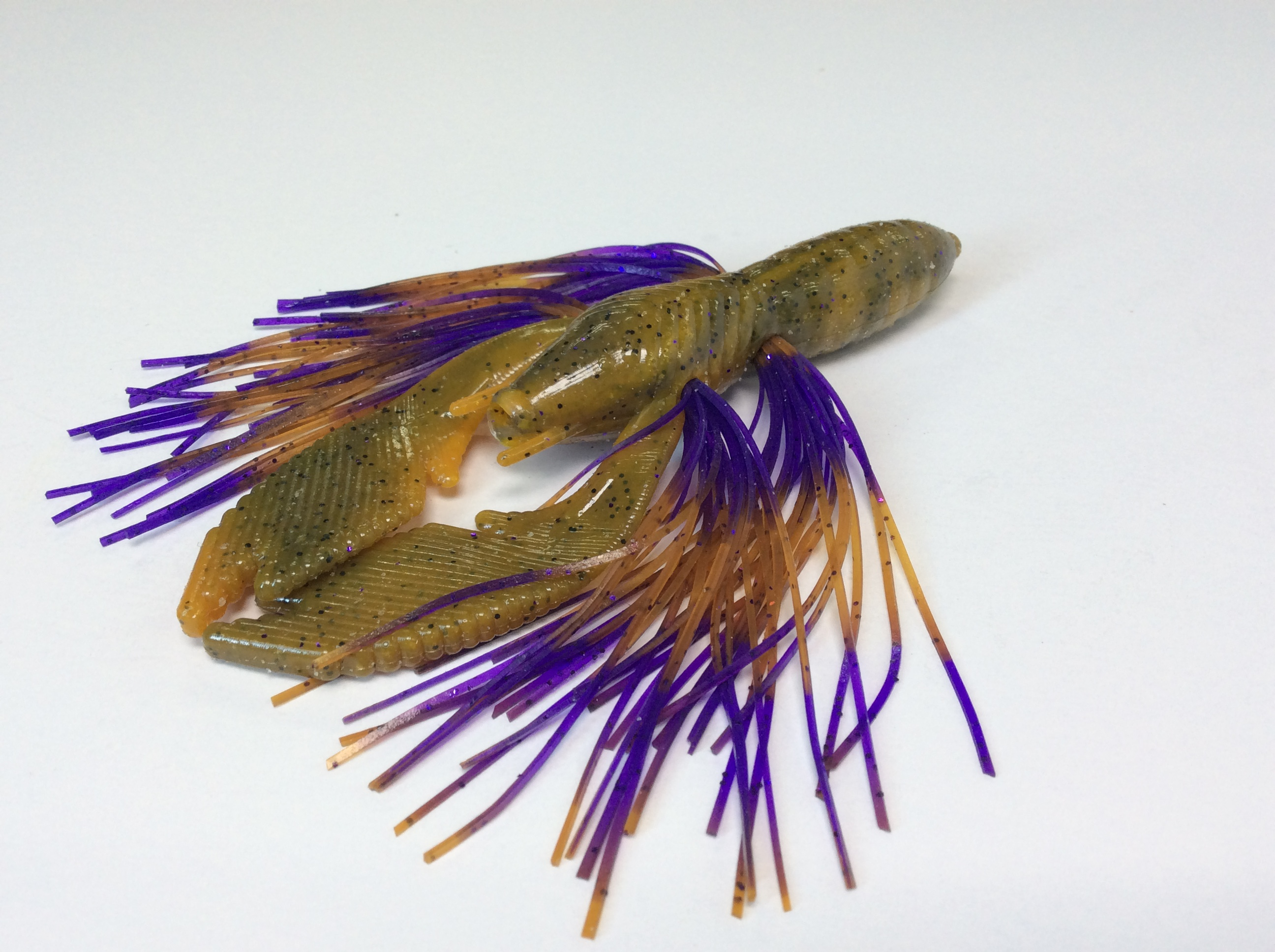 Craw with Craw Purple