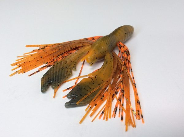 Craw with Craw Tip / Tiger