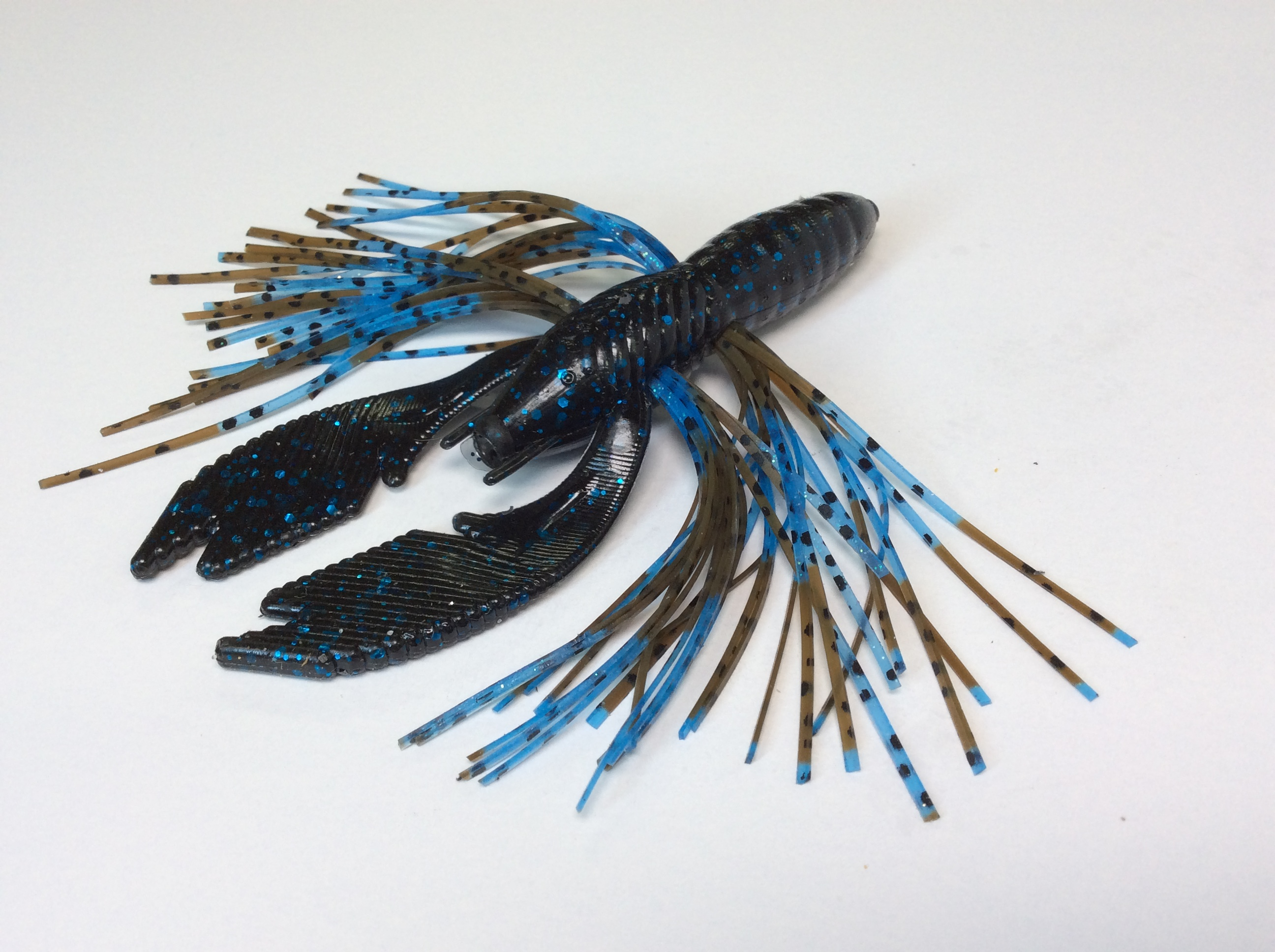 Midnight Blue with Okeechobee Craw