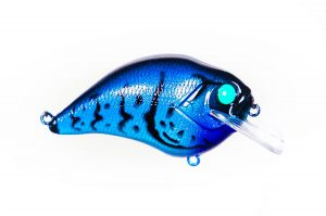 Itao Blue Black Craw (BB)