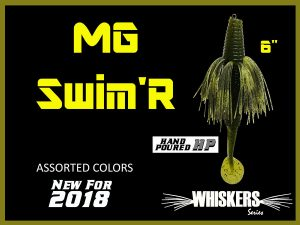 Mike Garswood's MG Swim'R – COMING SOON!