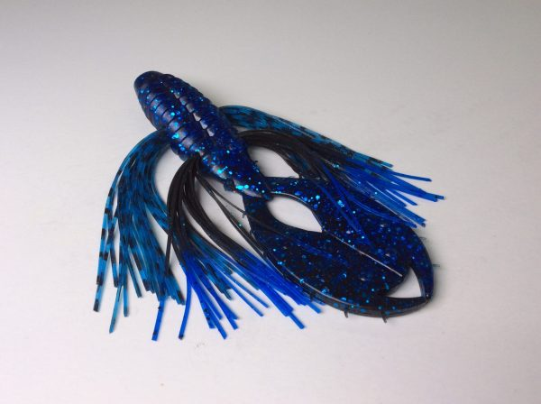 The Punch - Blue/Black with Blue Tip/Tiger