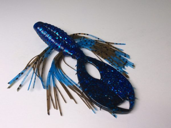 The Punch - Blue-Black with Okeechobee Craw