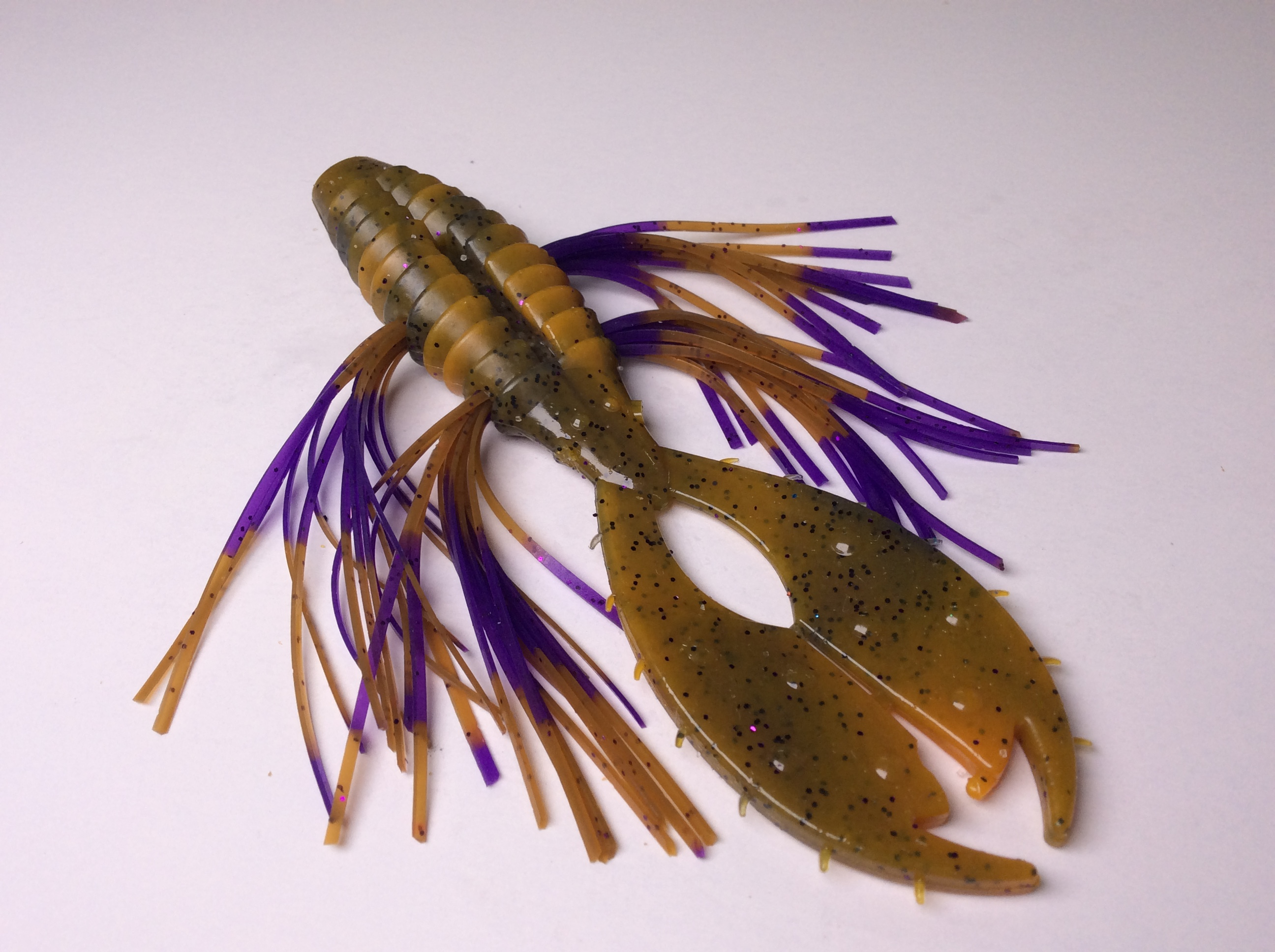 The Punch - Craw with Craw Purple