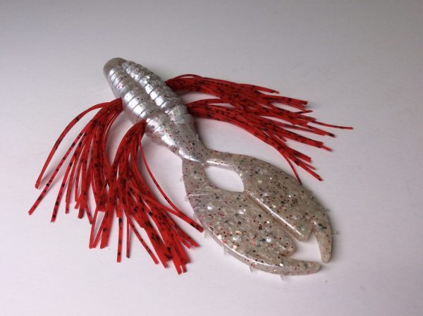 The Punch Whisker Bait - Norther Pearl with Red
