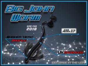 UV Big John Worm