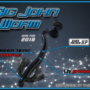 UV Big John Worm