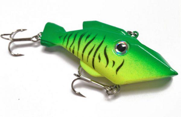 UV-RAPTOR Green Firetiger