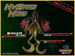 UV Hy-Brid Hog Rattl'n