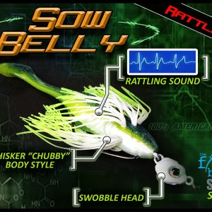 Sow Belly Swimmers Rattl'N