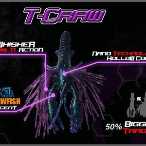 Jesse Tacoronte UV T-Craw