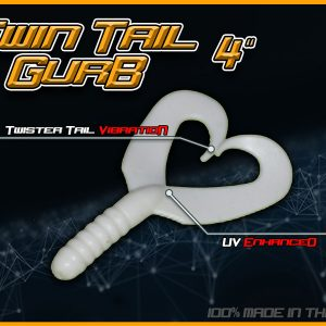 UV Twin Tail Grub