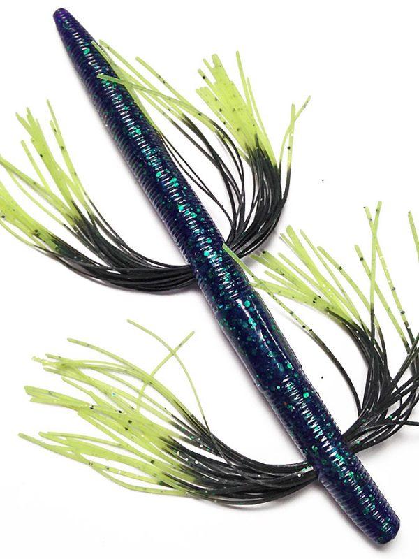 Junebug with Chartreuse Tip