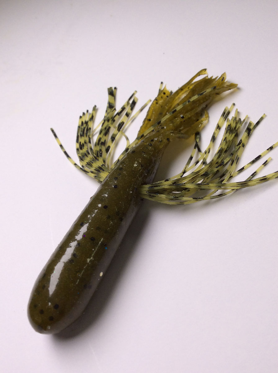 Green with Mustard Craw